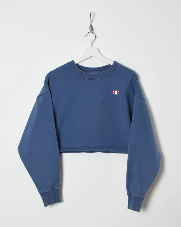 Champion Cropped Sweatshirt - Small