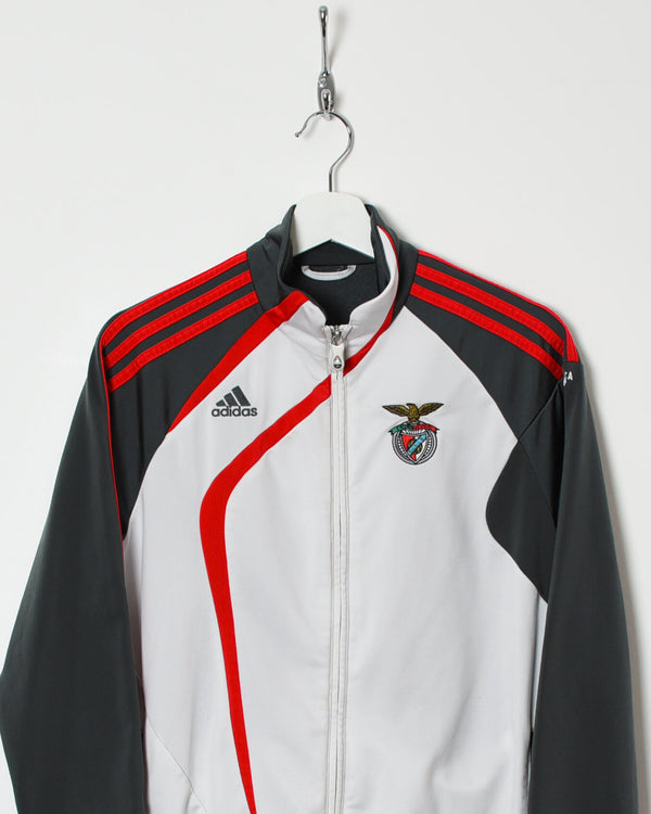Adidas Benfica Tracksuit Top - X-Small