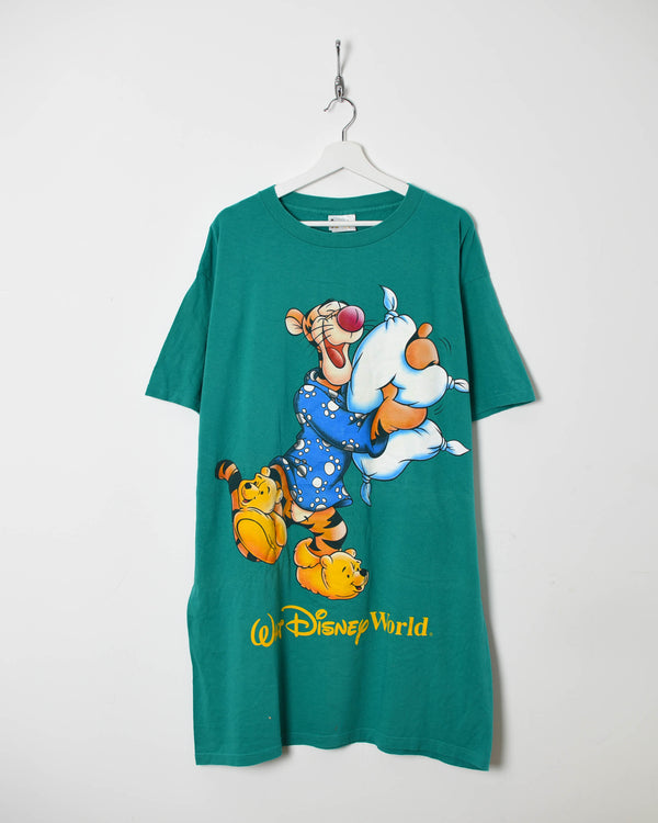 Disney T-Shirt - XX-Large - Domno Vintage 90s, 80s, 00s Retro and Vintage Clothing