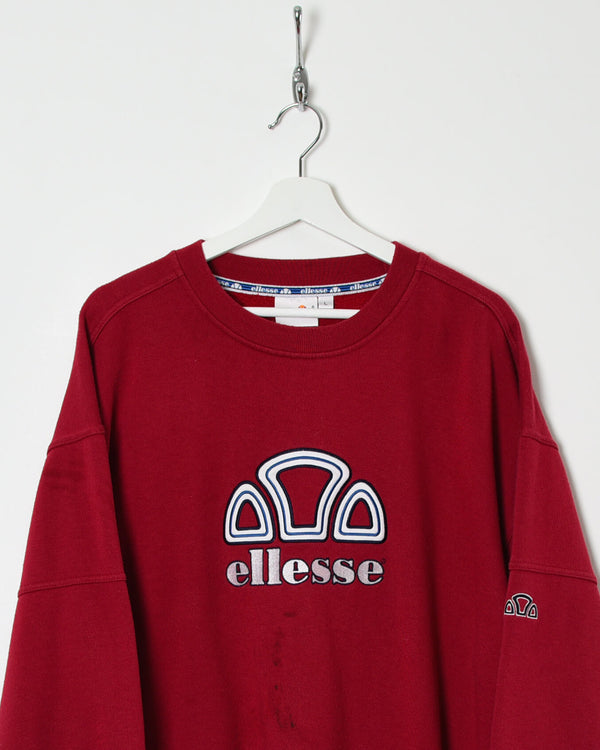 Ellesse Sweatshirt - Large