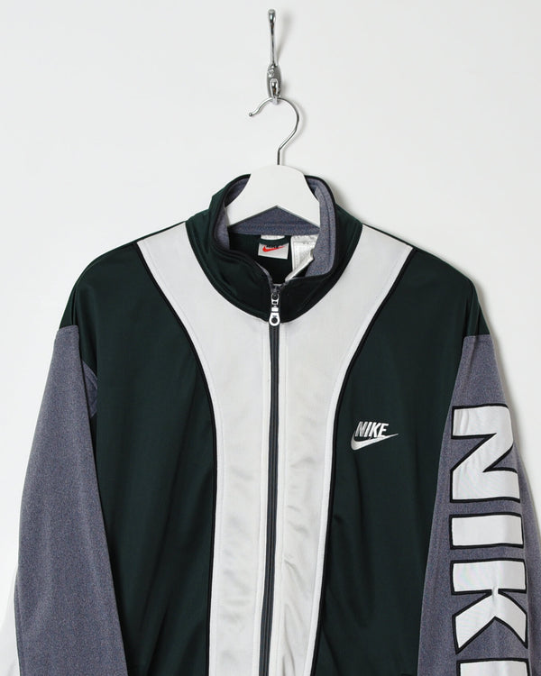 Nike Tracksuit Top - X-Large - Domno Vintage 90s, 80s, 00s Retro and Vintage Clothing