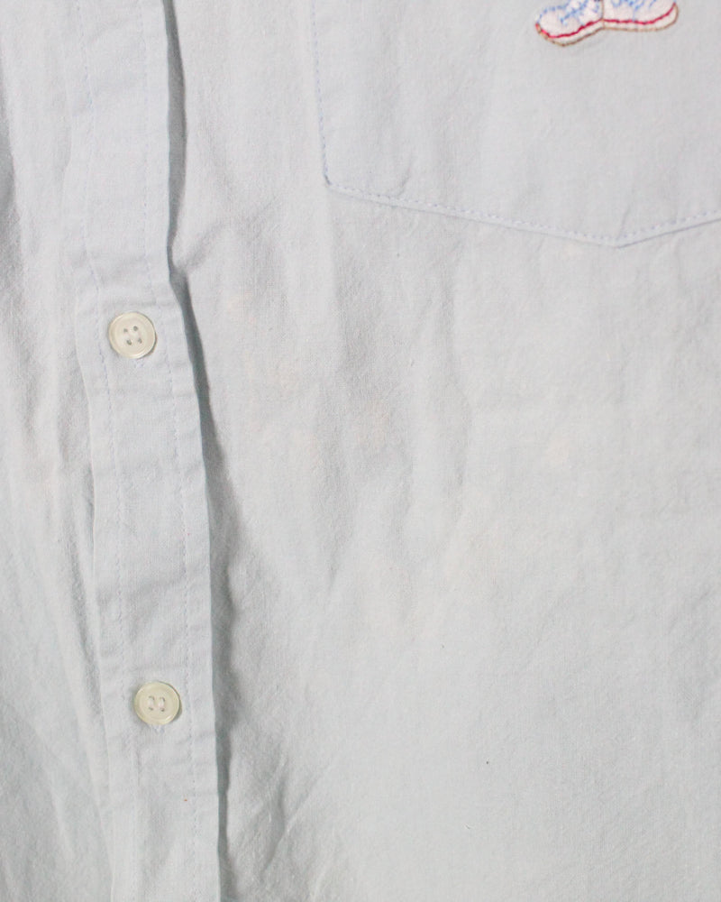 Vintage Shirt - Medium - Domno Vintage 90s, 80s, 00s Retro and Vintage Clothing