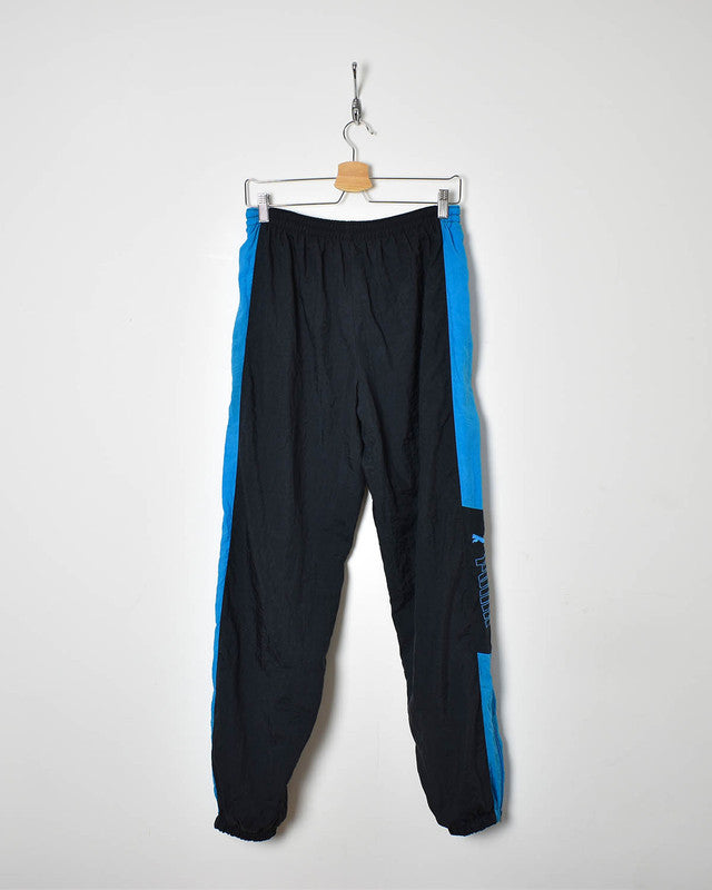 Puma Shell Bottoms - Small - Domno Vintage 90s, 80s, 00s Retro and Vintage Clothing