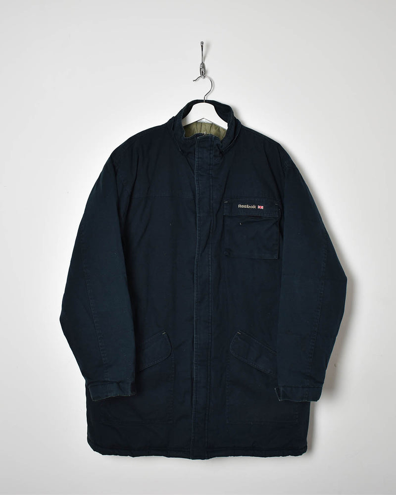 Reebok Coat - X-Large - Domno Vintage 90s, 80s, 00s Retro and Vintage Clothing