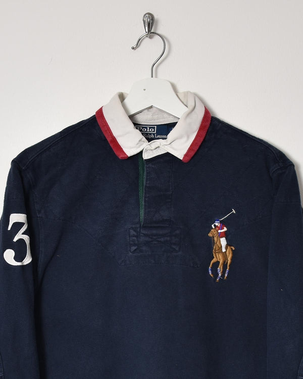 Ralph Lauren Rugby Shirt - Medium