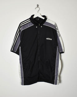 Adidas Sleeveless Tracksuit Top - X-Large - Domno Vintage 90s, 80s, 00s Retro and Vintage Clothing