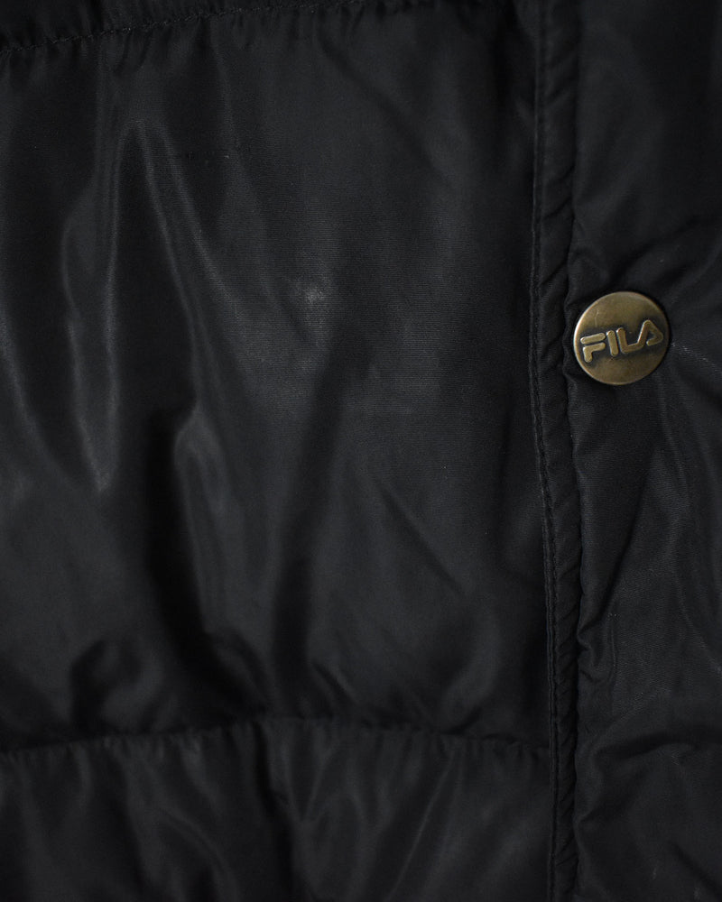 Fila Puffer Jacket - XX-Large - Domno Vintage 90s, 80s, 00s Retro and Vintage Clothing