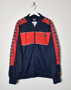 Ellesse Tracksuit Top - X-Large - Domno Vintage 90s, 80s, 00s Retro and Vintage Clothing