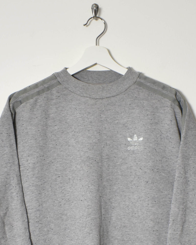 Adidas Women's Dress Sweatshirt - Medium - Domno Vintage 90s, 80s, 00s Retro and Vintage Clothing