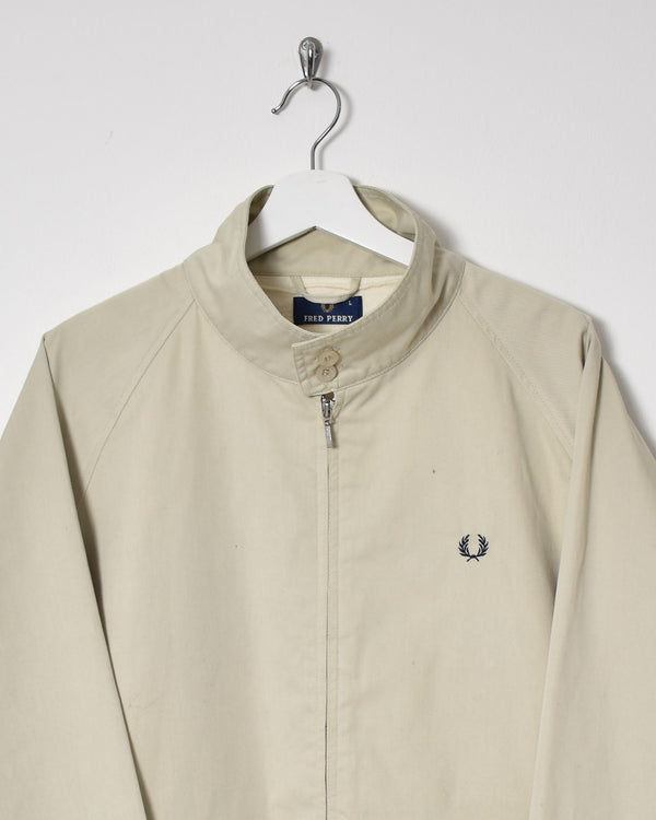 Fred Perry Jacket -Large - Domno Vintage 90s, 80s, 00s Retro and Vintage Clothing