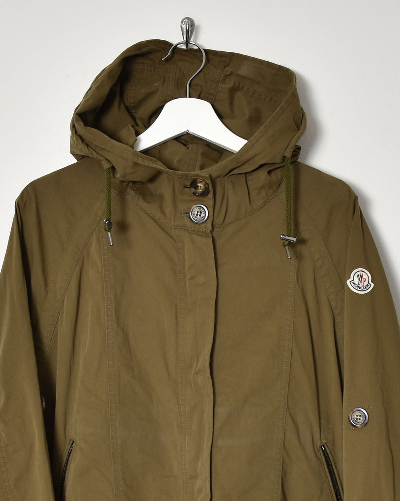 Moncler Women's Char Dolmam Jacket - Size 2 - Domno Vintage 90s, 80s, 00s Retro and Vintage Clothing
