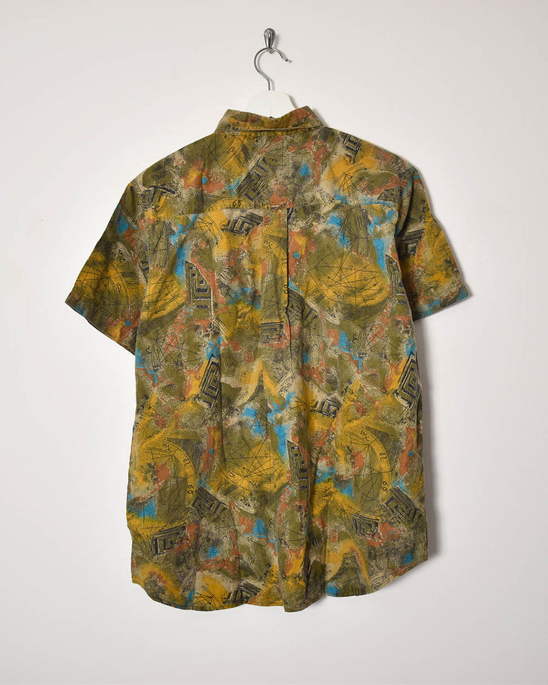 Vintage Shirt - Large - Domno Vintage 90s, 80s, 00s Retro and Vintage Clothing