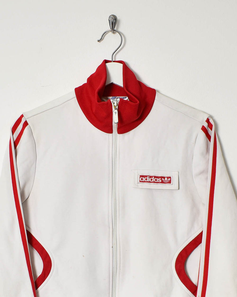 Adidas Women's Tracksuit Top - Medium - Domno Vintage 90s, 80s, 00s Retro and Vintage Clothing