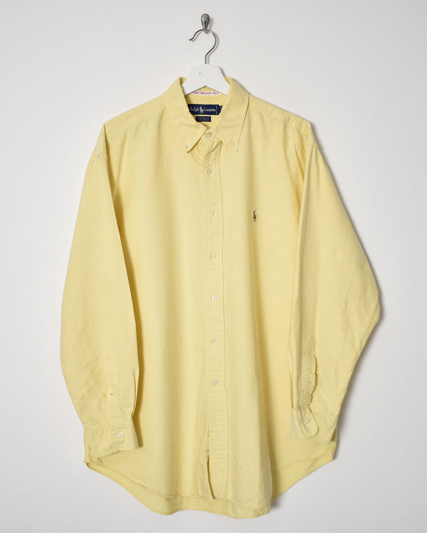 Ralph Lauren Shirt - X-Large - Domno Vintage 90s, 80s, 00s Retro and Vintage Clothing