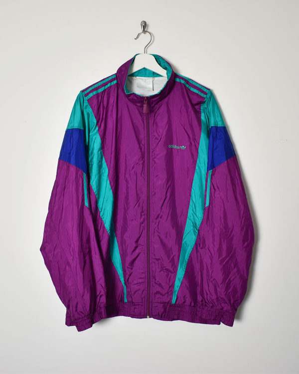 Adidas Shell Jacket - Large