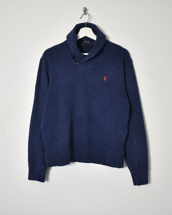 Ralph Lauren Sweatshirt - Small - Domno Vintage 90s, 80s, 00s Retro and Vintage Clothing