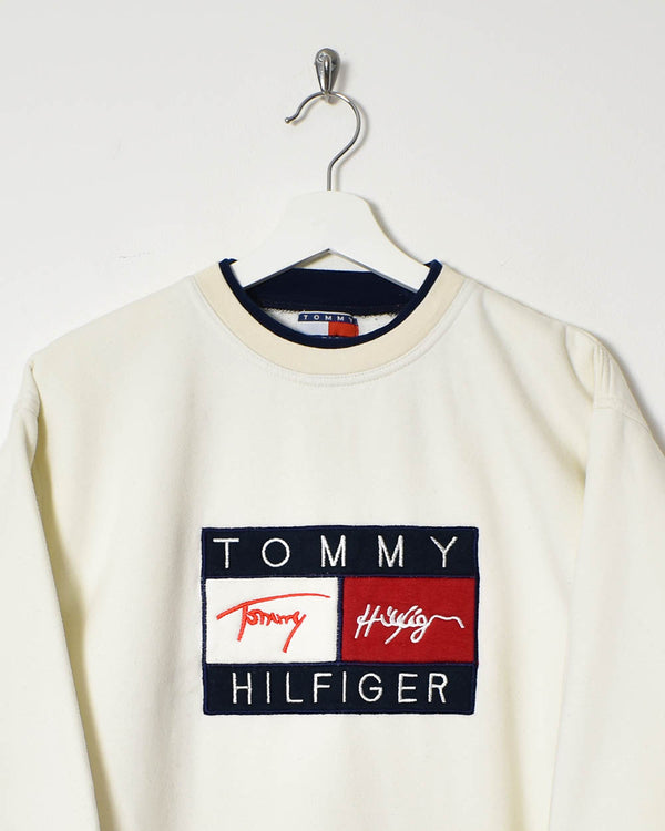 Tommy Hilfiger Sweatshirt - Small