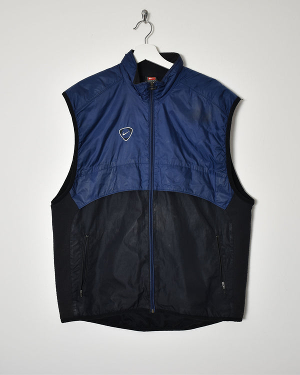 Nike Gilet - Medium - Domno Vintage 90s, 80s, 00s Retro and Vintage Clothing