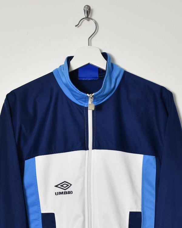 Umbro Tracksuit Top - Large