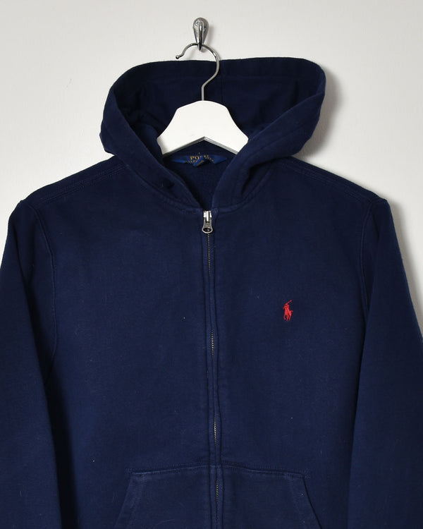 Ralph Lauren Hoodie - X-Small - Domno Vintage 90s, 80s, 00s Retro and Vintage Clothing