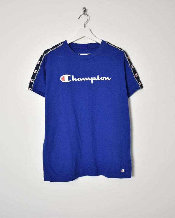 Champion T-Shirt - Small - Domno Vintage 90s, 80s, 00s Retro and Vintage Clothing
