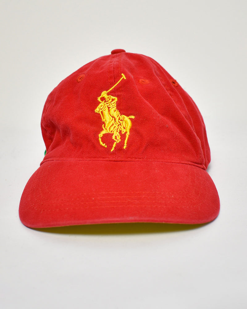 Vintage Ralph Lauren Hat - Domno Vintage 90s, 80s, 00s Retro and Vintage Clothing