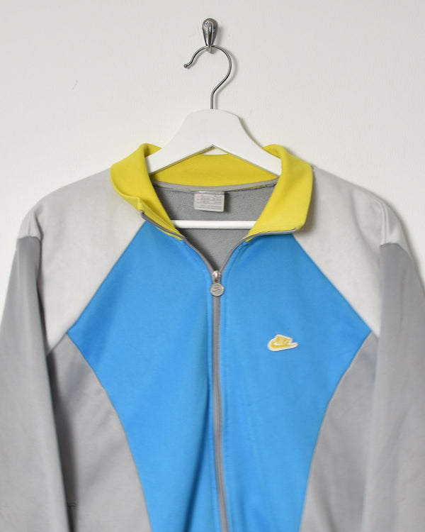 Nike Tracksuit Top - Medium - Domno Vintage 90s, 80s, 00s Retro and Vintage Clothing
