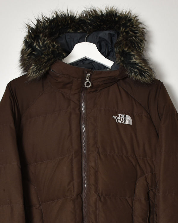 The North Face Women's Puffer Jacket - Large - Domno Vintage 90s, 80s, 00s Retro and Vintage Clothing