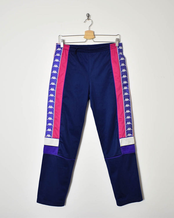 Kappa Tracksuit Bottoms - Small - Domno Vintage 90s, 80s, 00s Retro and Vintage Clothing