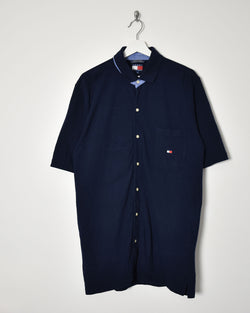 Tommy Hilfiger Polo Shirt - X-Large - Domno Vintage 90s, 80s, 00s Retro and Vintage Clothing