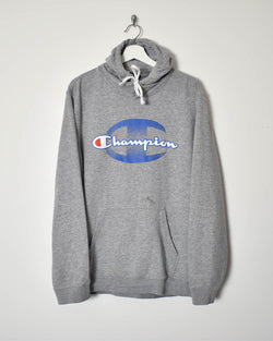 Champion Hoodie - X-Large - Domno Vintage 90s, 80s, 00s Retro and Vintage Clothing