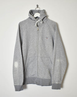 Gant Hoodie - X-Large - Domno Vintage 90s, 80s, 00s Retro and Vintage Clothing
