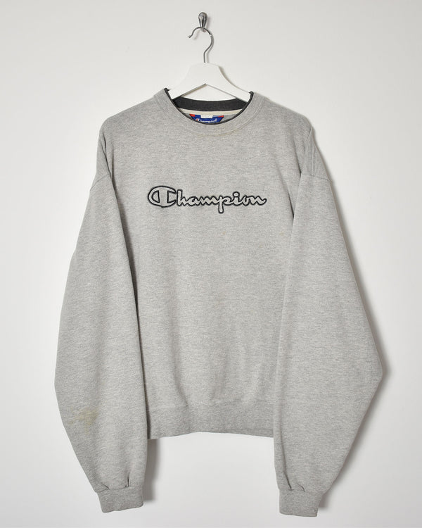 Champion Sweatshirt - X-Large - Domno Vintage 90s, 80s, 00s Retro and Vintage Clothing