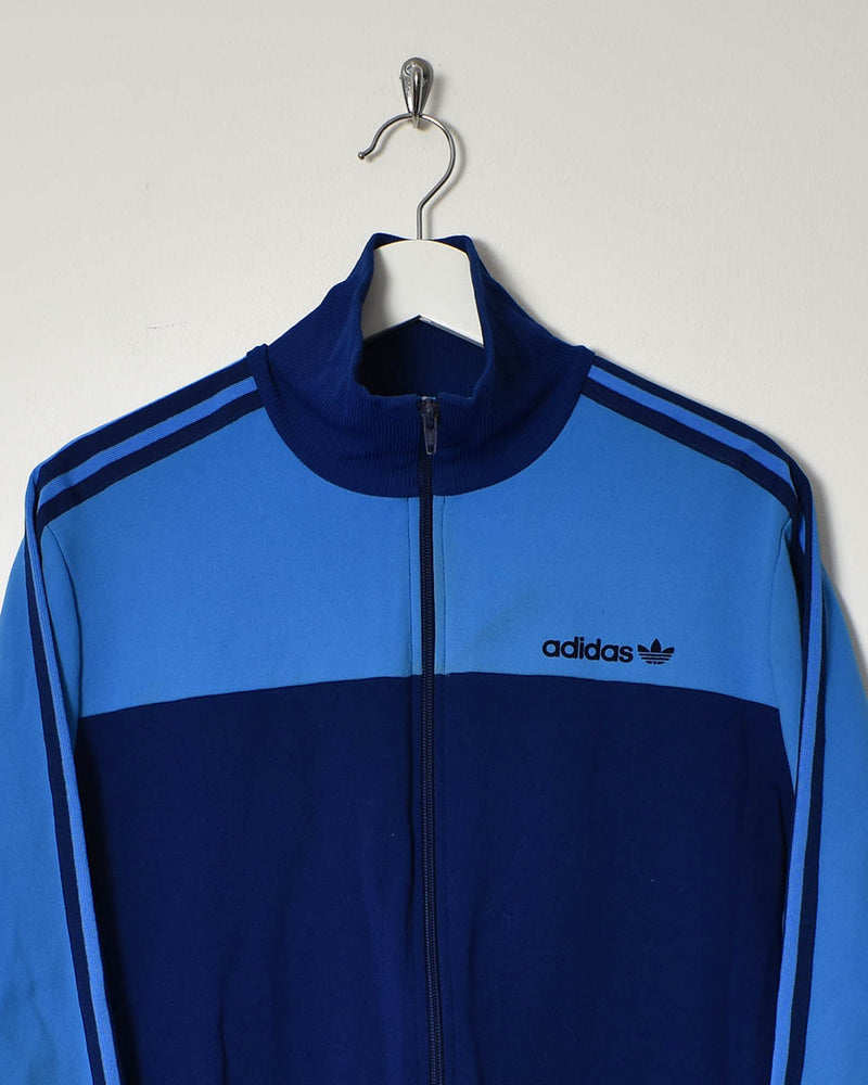 Adidas Tracksuit Top - Small - Domno Vintage 90s, 80s, 00s Retro and Vintage Clothing