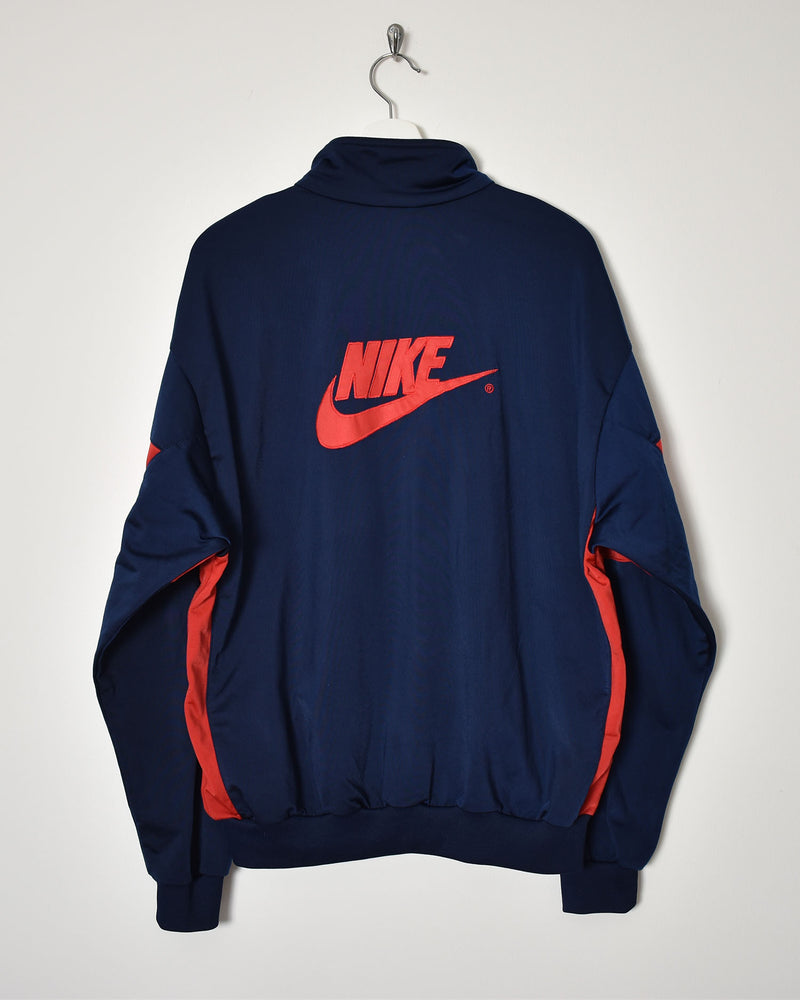 Nike Tracksuit Top - Large - Domno Vintage 90s, 80s, 00s Retro and Vintage Clothing
