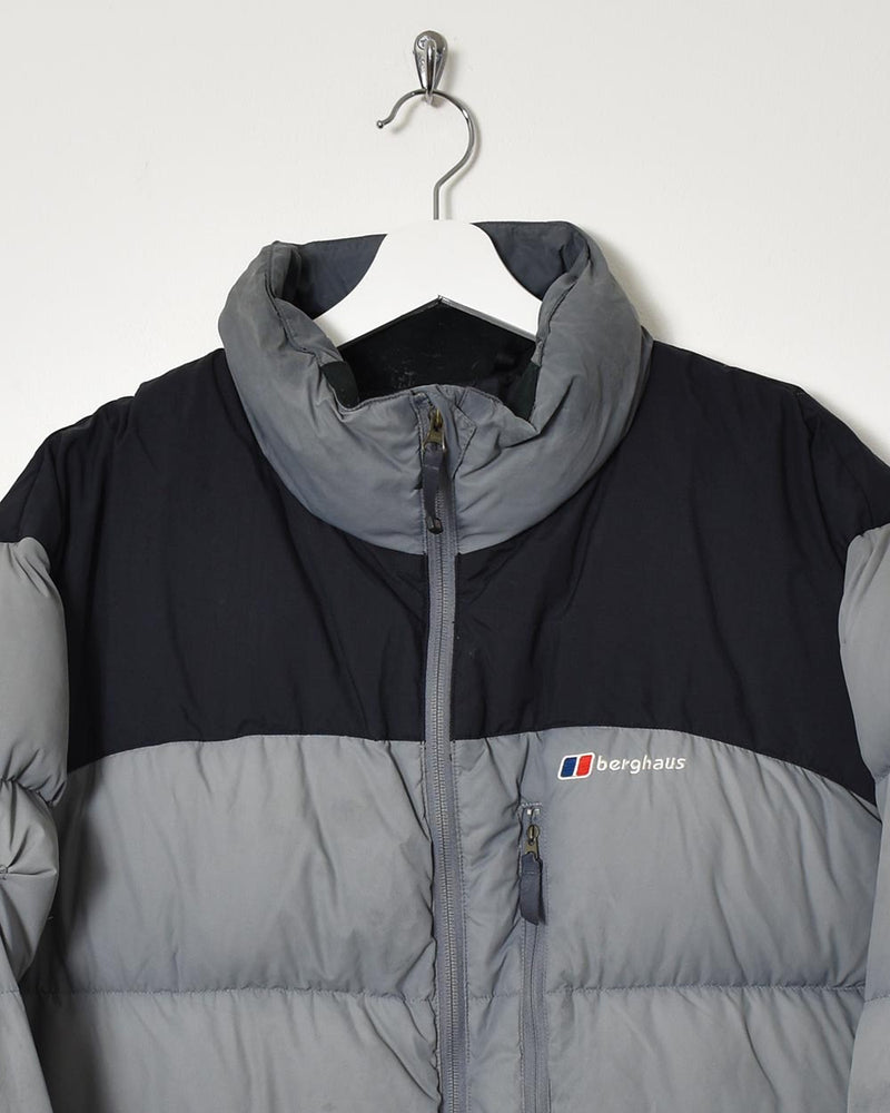 Berghaus Puffer Jacket - X-Large - Domno Vintage 90s, 80s, 00s Retro and Vintage Clothing