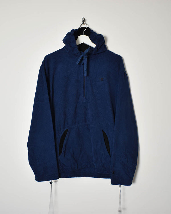 Champion 1/4 Zip Fleece - Medium