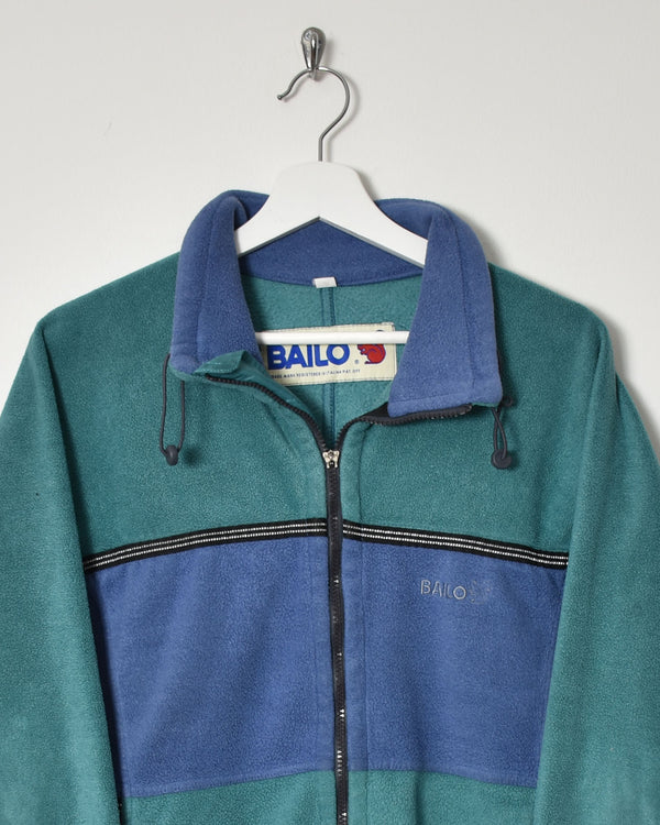 Unbranded Fleece - Medium - Domno Vintage 90s, 80s, 00s Retro and Vintage Clothing