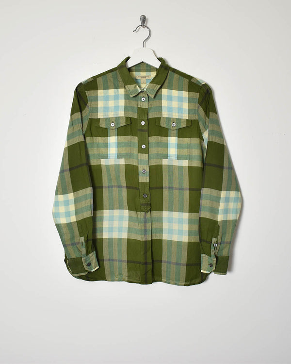 Burberry Women's Shirt - Large - Domno Vintage 90s, 80s, 00s Retro and Vintage Clothing