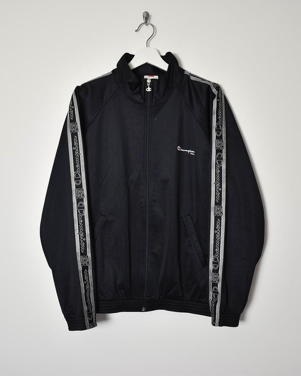 Champion USA Tracksuit Top - Large