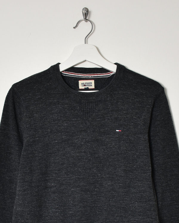 Tommy Hilfiger Knitwear Sweatshirt - Medium - Domno Vintage 90s, 80s, 00s Retro and Vintage Clothing