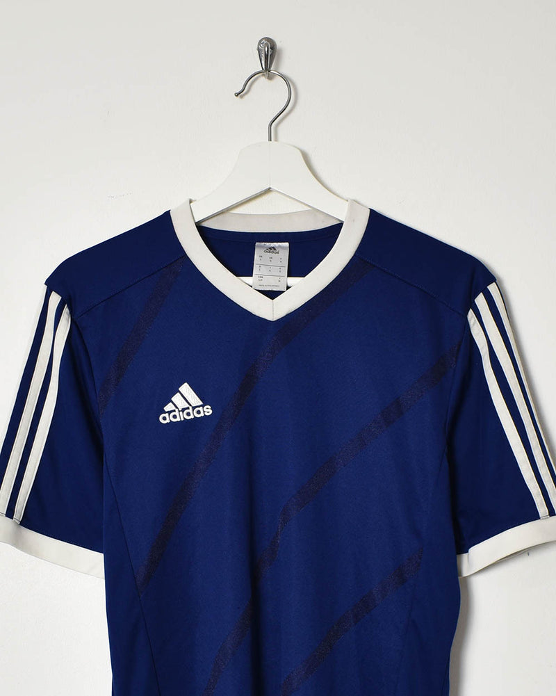Adidas T-Shirt - Small - Domno Vintage 90s, 80s, 00s Retro and Vintage Clothing