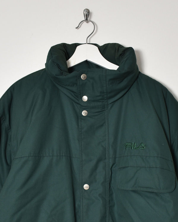 Fila Magic Line Jacket - XX-Large - Domno Vintage 90s, 80s, 00s Retro and Vintage Clothing