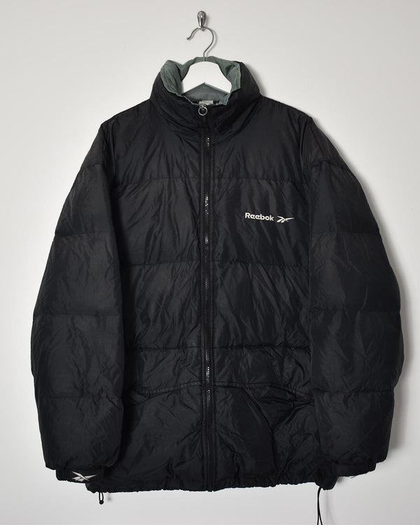 Reebok Puffer Jacket - Small