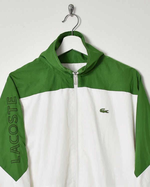 Lacoste Jacket - Medium - Domno Vintage 90s, 80s, 00s Retro and Vintage Clothing