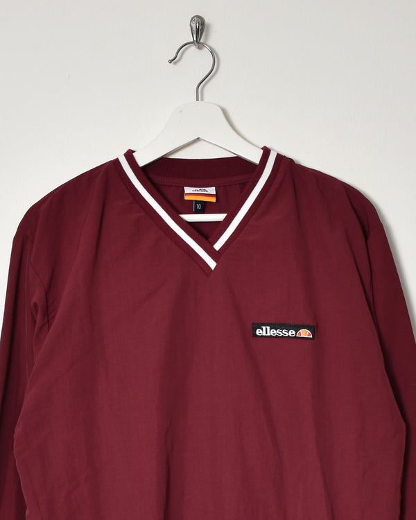 Ellesse Pullover Jacket - Medium - Domno Vintage 90s, 80s, 00s Retro and Vintage Clothing