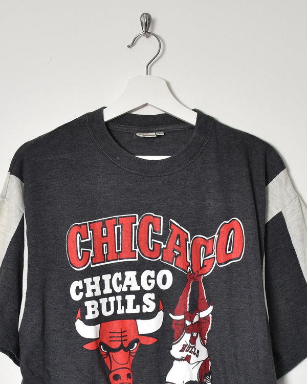 Chicago Bulls T-Shirt - Large - Domno Vintage 90s, 80s, 00s Retro and Vintage Clothing