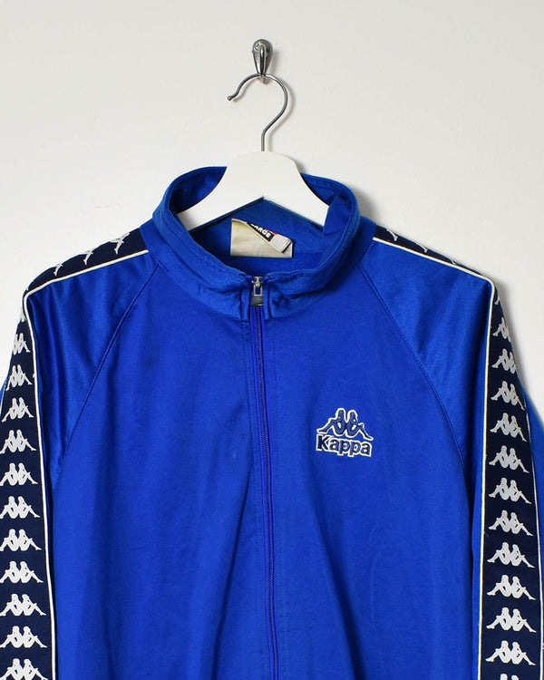Kappa Tracksuit Top - Large - Domno Vintage 90s, 80s, 00s Retro and Vintage Clothing