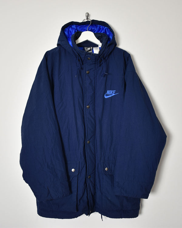Nike Padded Jacket - Medium - Domno Vintage 90s, 80s, 00s Retro and Vintage Clothing