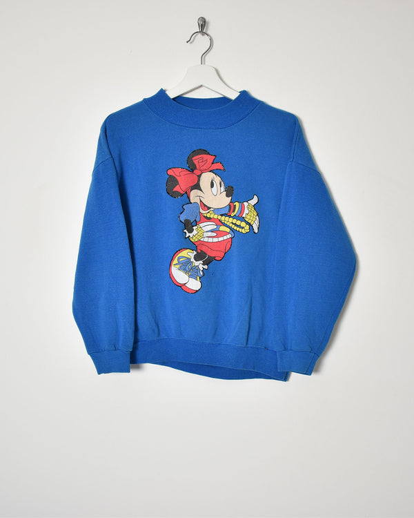 Minnie Mouse Sweatshirt - Small - Domno Vintage 90s, 80s, 00s Retro and Vintage Clothing